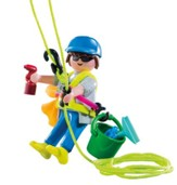 PlayMobil Window Cleaner with Accessories