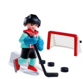 PlayMobil Ice Hockey Practice