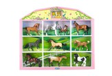Horse Lover's Collection Shadow Box, Stablemates Size