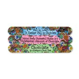 Chocolate Emery Board Set
