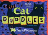 Cool Cat Doodles: 36 Tear-Off Placemats