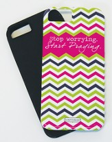 Stop Worrying Start Praying iPhone 5 Case