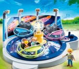 PLAYMOBIL ® Spinning Spaceship Ride with Lights Playset