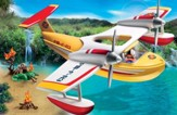 Playmobil Firefighting Seaplane Accessory