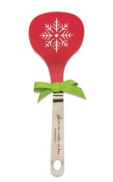 Snowflake Pancake Fun Flipper with Scripture