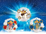PLAYMOBIL ® Christmas Angel Ornaments Playset