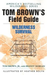 Tom Brown's Guide to Wilderness Survival  - Slightly Imperfect