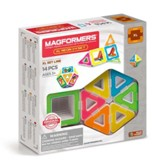 Magformers, XL Neon, 14 Pieces