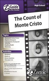 The Count of Monte Cristo Movie Guide CD Z-Guide to the Movies
