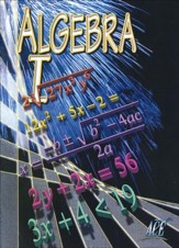 Algebra I Vol. 6, DVD