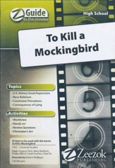 To Kill a Mockingbird Movie Guide CD Z-Guide to the Movies