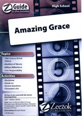 Amazing Grace Movie Guide CD Z-Guide  to the Movies