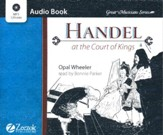 Handel at the Court of Kings MP3 Audio CD