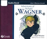 The Adventures of Richard Wagner  Audio Book CD