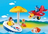 Playmobil Fun in the Sun