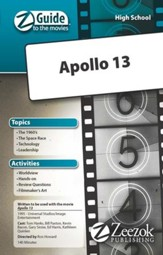 Apollo 13 Movie Guide CD Z-Guide to the Movies