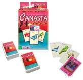 Canasta Caliente, Card Game