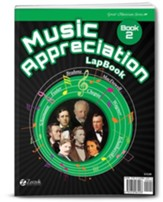 Music Appreciation: Book 2 for  Middle Grades, Lapbook CD-ROM
