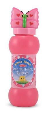 Bella Butterfly Bubbles