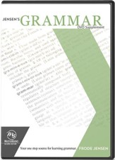 Jensen's Grammar DVD Supplement (2 Disc)