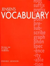 Jensen's Vocabulary