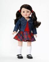 Favorite Friends Doll, Plaid