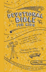 Galactic Starveyors VBS: Devotional Bible for Kids HCSB