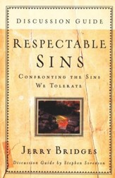 Respectable Sins Discussion Guide                       Study Guide - Slightly Imperfect