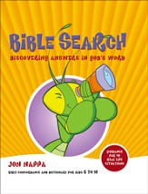 The My First Message Bible Search: Discovering Answers in God's Word - Slightly Imperfect