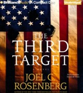 The Third Target - unabridged audiobook on CD