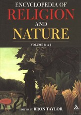 Encyclopedia of Religion and Nature, 2 Volumes