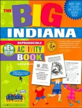 Indiana Big Activity Book, Grades  K-5