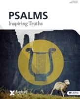 Explore the Bible: Psalms, Bible Study Book