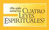 ¿Ha Oído Usted las Cuatro Leyes Espirituales? 25 Copias  (Have You Heard of the Four Spiritual Laws? 25 Copies)