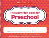 Daily Plan Book for Preschool 2nd  Edition