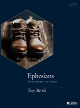 Ephesians, Bible Study Book: Your Identity in Christ