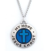 My Hope Jesus Christ Necklace