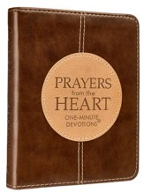 Prayers from the Heart, One-Minute Devotions