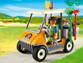 Playmobil Zookeeper's Cart Accessory