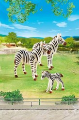 Playmobil Zebra Family Accessory