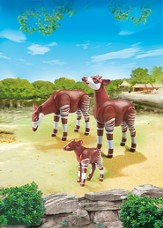 Playmobil Okapi Family Accessory
