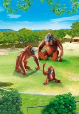 Playmobil Orangutan Family Accessory