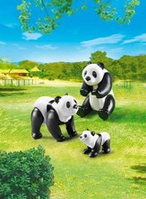 Playmobil Panda Family Accessory