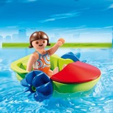 Playmobil Children's Paddle Boat Accessory