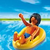 Playmobil River Rafting Tube Accessory