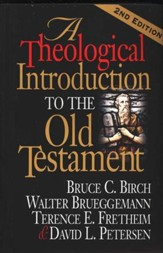 A Theological Introduction to the Old Testament, Second Edition