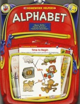 Alphabet (PreK-1) Homework Helper