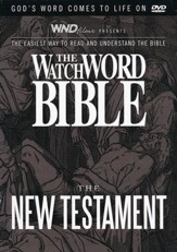 The WatchWORD Bible New Testament - Slightly Imperfect