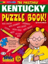 The Positively Kentucky Puzzle Book