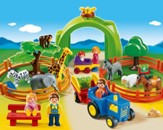 PLAYMOBIL � Zoo Playset Large